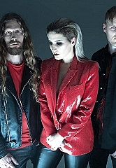 """DELAIN Releases New Single & Lyric Video for """"One Second"""""""