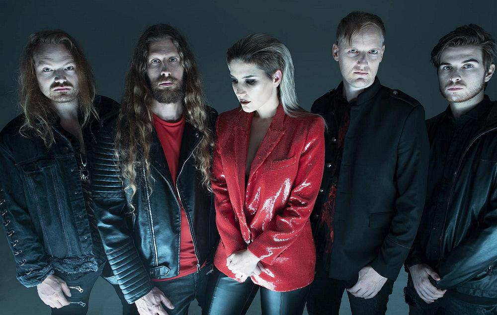 "DELAIN Releases New Single & Lyric Video for ""One Second"""