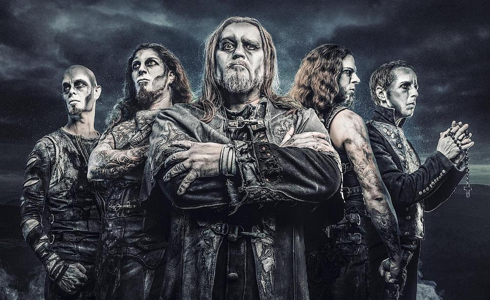 POWERWOLF Release Brand New Version of Hit Single Kiss of the Cobra King and Unleash Video to Celebrate 15th Band Anniversary