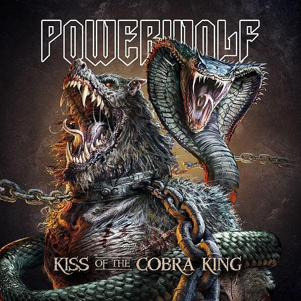 POWERWOLF - KIss of the Cobra