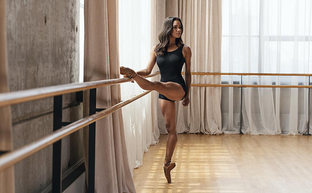 Misty Copeland - Credit: Courtesy of MasterClass