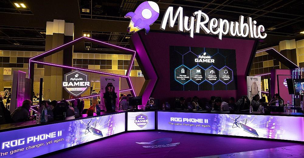 MyRepublic's Esports Programme Gamer Arena Goes Regional, Supported by Playstation in 2020