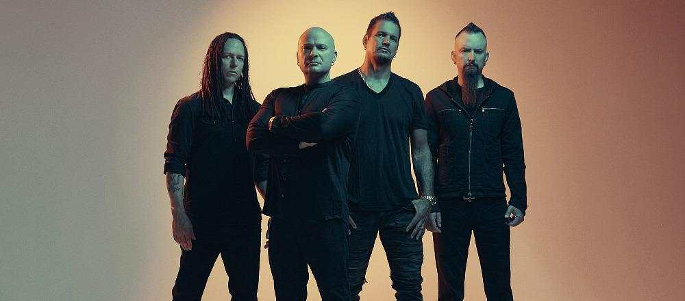 "Disturbed Debut New Live Video for ""Hold on to Memories"""