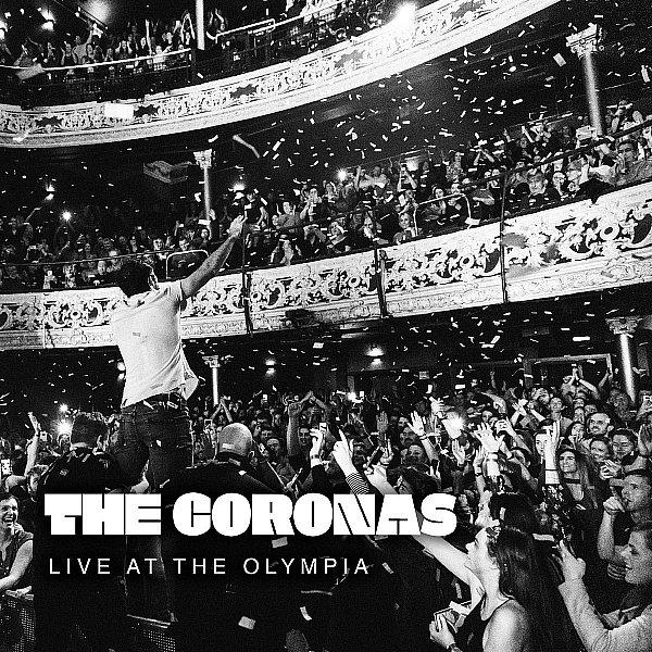 "The Coronas Release ""Live at the Olympia"" in Advance of New Studio Album Due in the Spring"