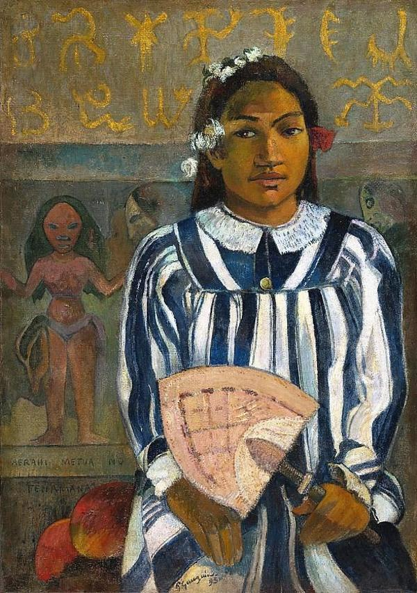 """CineLife Entertainment Announces Special Exhibition Event """"Gauguin From The National Gallery, London"""""""