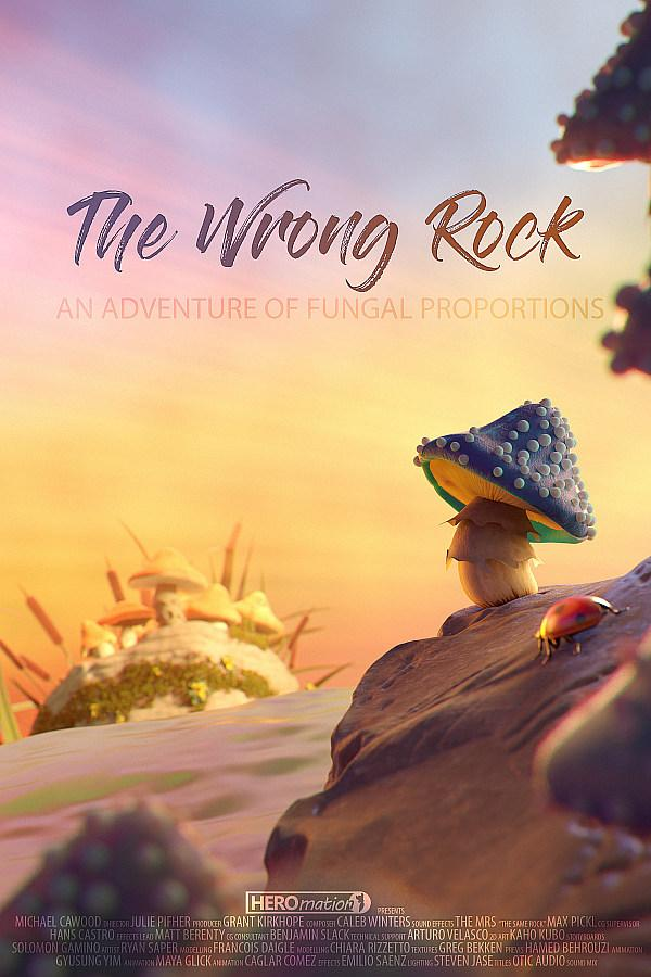 "HEROmation Announces Release of Award-Winning Short Film, ""The Wrong Rock"""