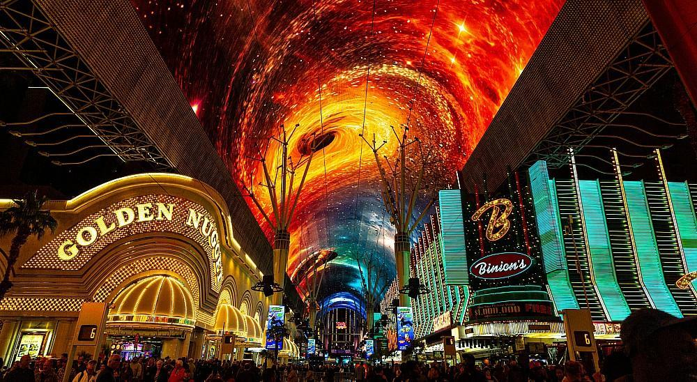 Fremont Street Experience Unveils Stunning New 3D Graphics And $32 Million Upgraded Viva Vision Canopy