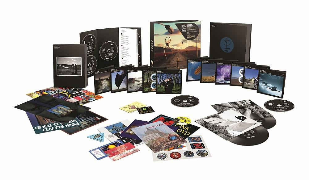 """Pink Floyd """"The Later Years"""" Available Now"""