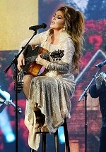 """Shania Twain Launches """"Let's Go!"""" Las Vegas Residency To Sold-out Crowds Opening Week At Zappos Theater At Planet Hollywood Resort & Casino"""