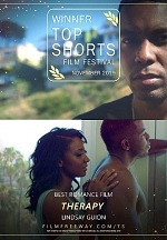 """Lindsay Guion's Short Film """"Therapy"""" Recognized as Best Romance Film"""