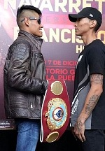 Emanuel Navarrete and Jerwin Ancajas Set for World Title Defenses in Puebla, Saturday, Dec. 7