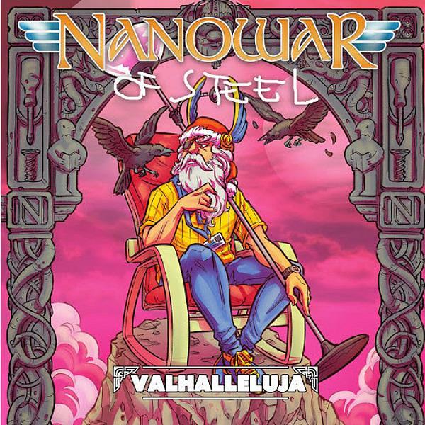 """Valhalleluja 7"""" Single"""