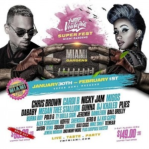 Viewtopia Music Festival Has Partnered with SuperFest Miami LIVE & The City Of Miami Gardens
