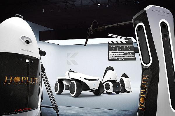 Knightscope To Be Featured in Crime Tech TV Series; Autonomous Security Robot Technology Continues to Gain Momentum