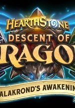 "Soar Into Battle in ""Galakrond's Awakening,"" Hearthstone's Upcoming Solo Adventure January 21"