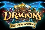 """Soar Into Battle in """"Galakrond's Awakening,"""" Hearthstone's Upcoming Solo Adventure January 21"""