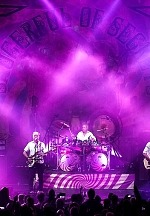 Nick Mason's Saucerful Of Secrets Announce Live At The Roundhouse Out April 17