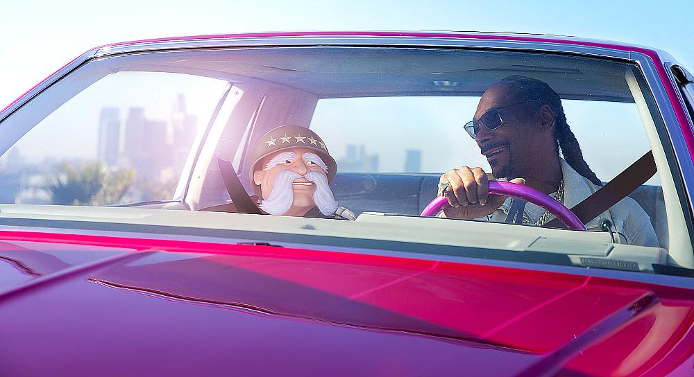 The General Teams up With Entertainment ICON Snoop Dogg for Latest AD Campaign