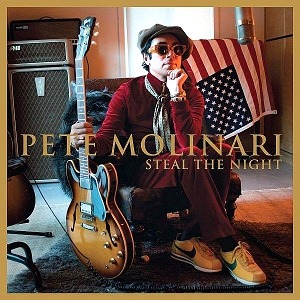 "Singer-Songwriter Pete Molinari Releases New Album ""Just Like Achilles"""
