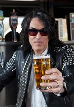 Rock & Brews Tustin Grand Opening with Paul Stanley of Rock Band KISS