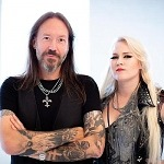 """HAMMERFALL Releases Official Video for New Single, """"Second To One"""", Featuring Noora Louhimo of BATTLE BEAST"""