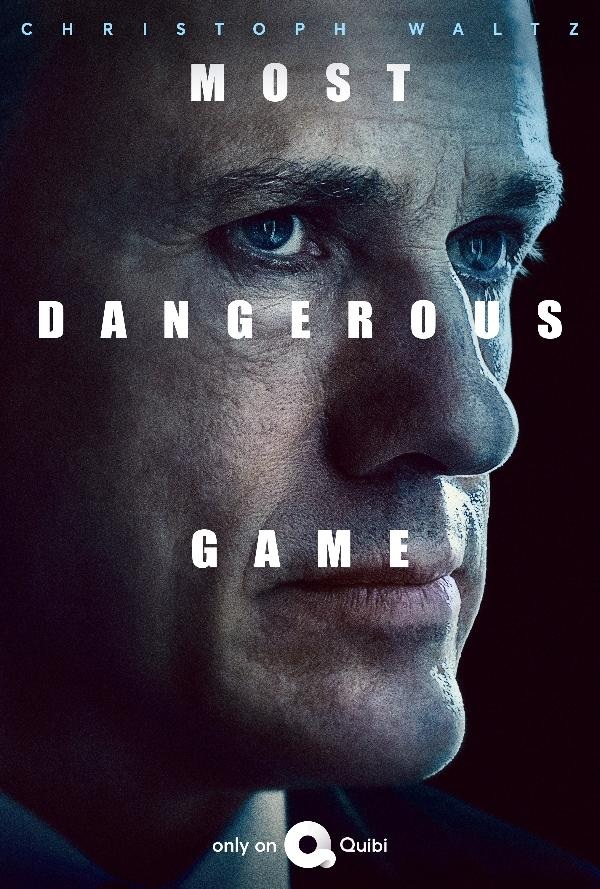 """Quibi & Liam Hemsworth Release Teaser Video of """"Most Dangerous Game"""""""