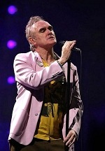 "Morrissey Takes Sin City By Storm With Decadent Five-Night Residency ""Morrissey: Viva Moz Vegas"" At The Colosseum At Caesars Palace"