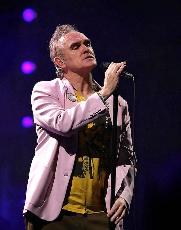 """Morrissey Takes Sin City By Storm With Decadent Five-Night Residency """"Morrissey: Viva Moz Vegas"""" At The Colosseum At Caesars Palace"""