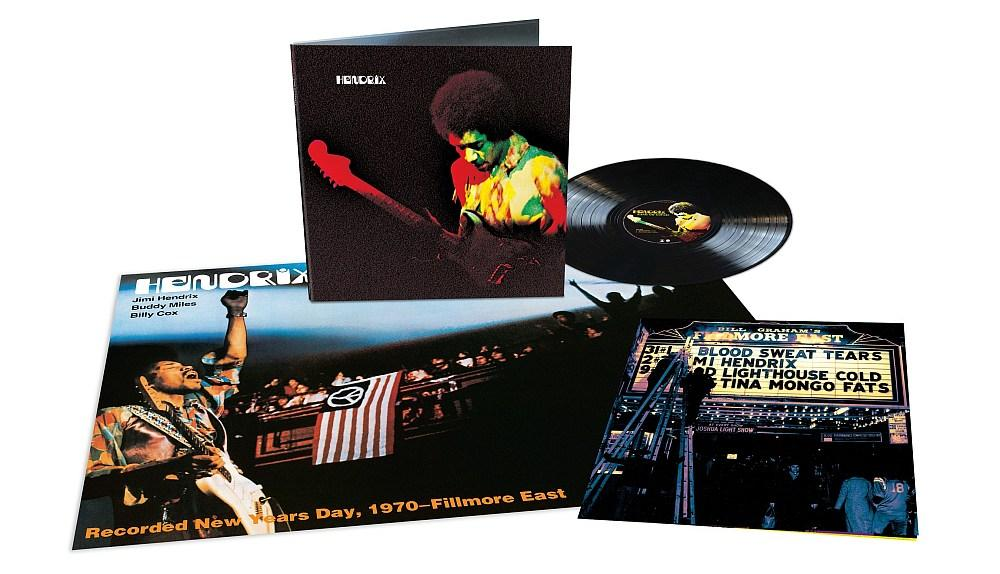 Jimi Hendrix's Landmark Final Album, 'Band Of Gypsys,' Celebrated With Remastered 50th Anniversary Vinyl Editions