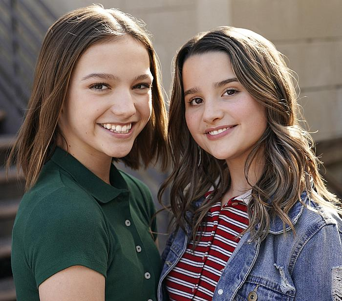 Nickelodeon Greenlights Side Hustle, Brand-New Live-Action Series Starring Social Media Sensations Annie LeBlanc and Jayden Bartels