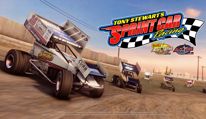 Tony Stewart Teams Up with Veteran Game Developer to Create His First Sprint Car Game