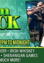 San Diego ShamROCK Block Party 2020 Lineup Featuring the Young Dubliners, Irish & Celtic Rock Bands, and Top DJs
