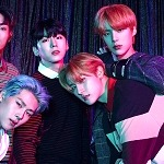 "Monsta X's ""ALL ABOUT LUV"" Album Debuts in Top Five on Billboard 200 Chart"