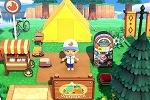 PAX East attendees eager to jump into the world of Animal Crossing: New Horizons on Nintendo Switch will have a chance to try the first-ever hands-on demos of the game before it launches on March 20. (Graphic: Business Wire)