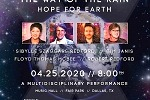 The Way of the Rain - Hope For Earth to World Premiere at Earthx2020 with Robert Redford, Tim Janis, Sibylle Szaggars Redford and more.