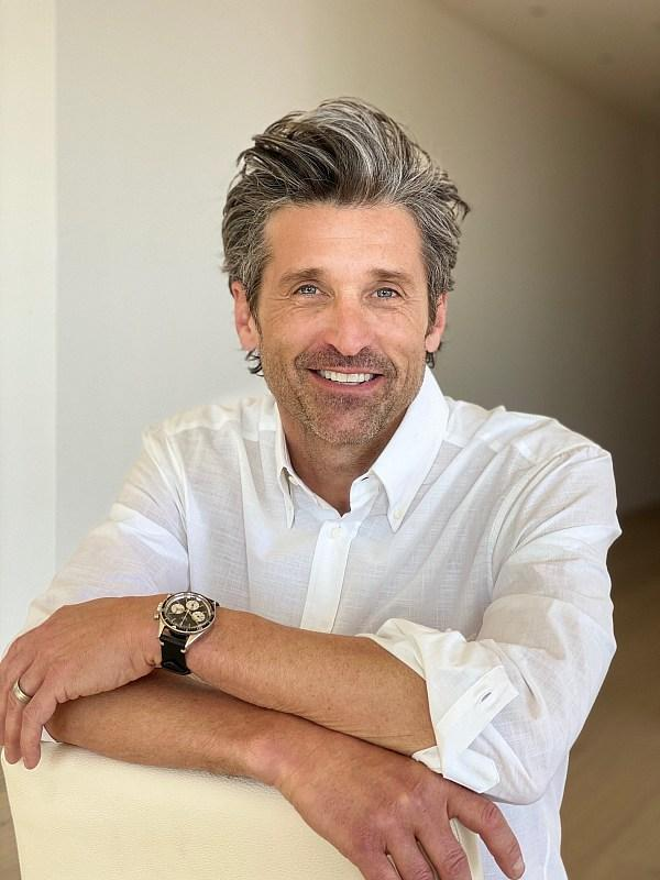 Actor/Cyclist Patrick Dempsey To Be Honorary Captain For USA Cycling Gearing Up For The Summer Olympics 2020