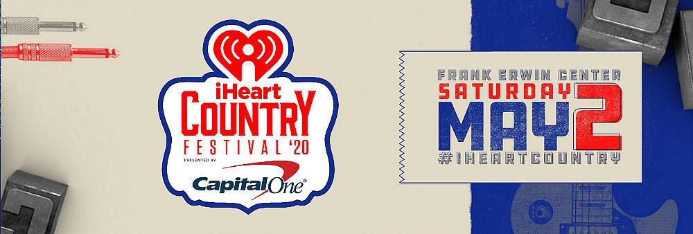 "Blake Shelton Joins the Lineup for the 2020 ""iHeartCountry Festival Presented by Capital One"" The Festival Will Also Feature Dierks Bentley, Sam Hunt, Lady Antebellum, and more On May 2 At Frank Erwin Center in Austin, Texas"
