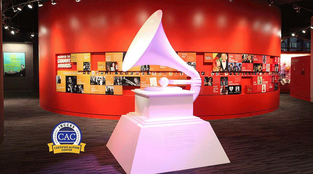 The GRAMMY Museum is Now a Certified Autism Center