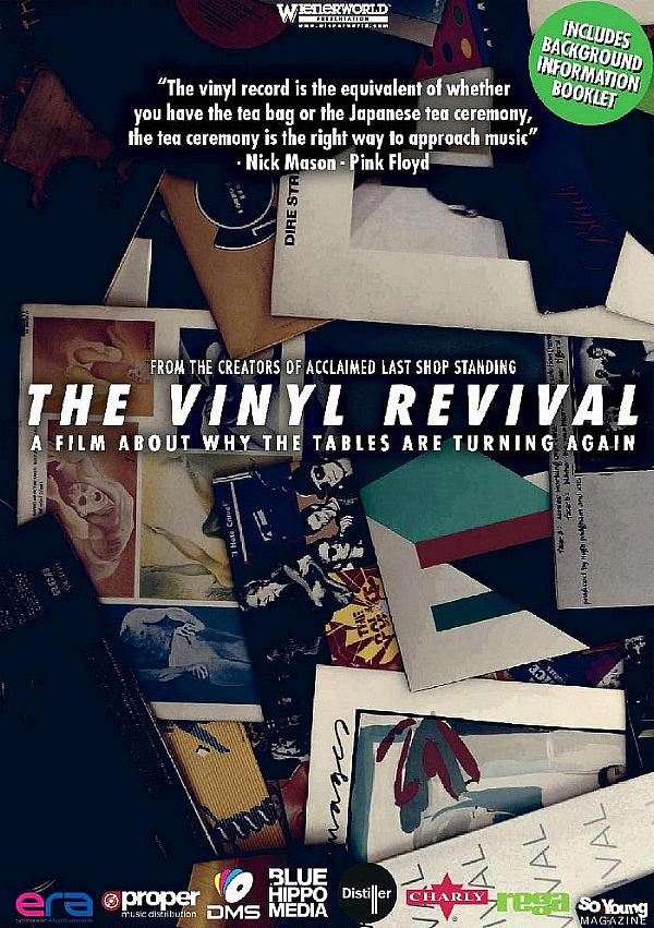 """The Vinyl Revival"" - Fascinating Documentary From the Makers of ""Last Shop Standing"" Exploring the Renaissance in All Things Vinyl"