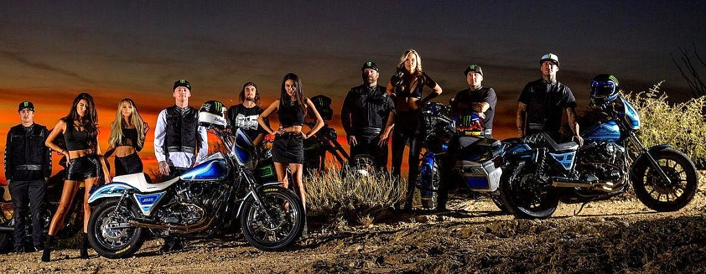 """Monster Energy Releases """"The UNKNOWN Ride 2"""" Motorcycle Action Film on YouTube"""