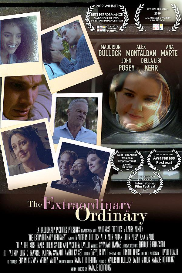 """Extraordinary Pictures Announces New Film """"THE EXTRAORDINARY ORDINARY"""""""