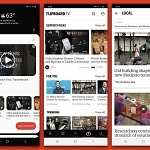 Flipboard TV Debuts With 16 Curated Video Channels