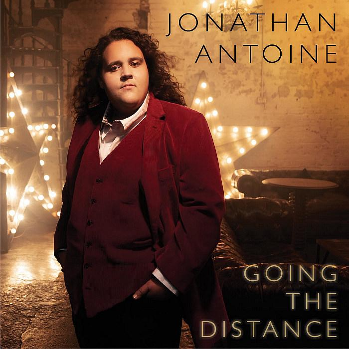 """SONY Masterworks Announces The Release Of """"Going The Distance"""" by Jonathan Antoine"""
