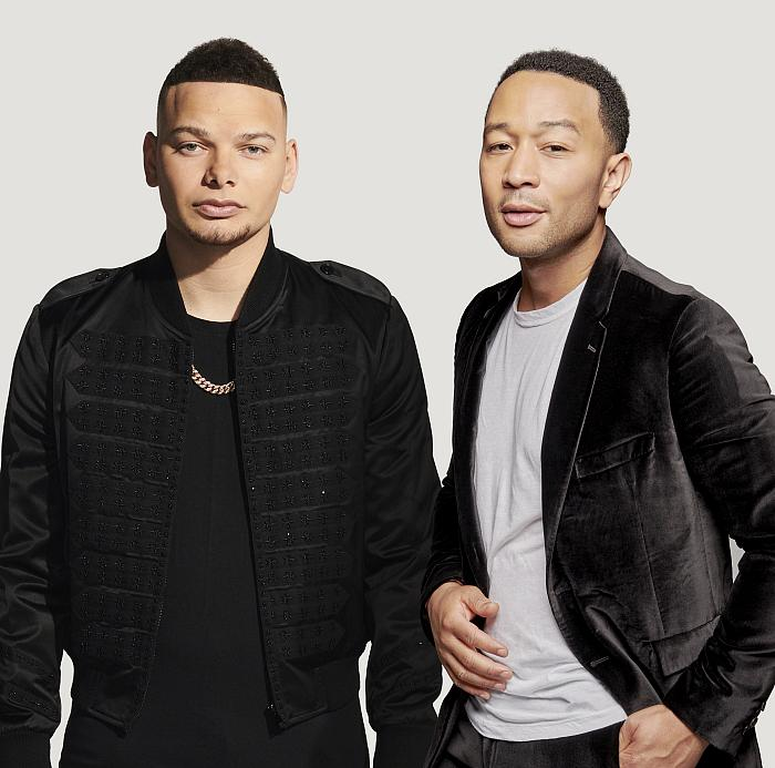 "Kane Brown and John Legend Release ""Last Time I Say Sorry"""