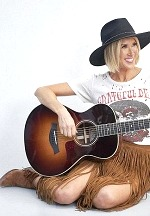 "Country Artist Kimberly Dawn Donates $5,000 to the Red Cross with the Release of Latest Music Video, ""Nashville"""