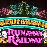 """Panasonic Creates Immersive Cartoon World with First Ever Disney Ride-Through Attraction """"Runaway Railroad"""" Featuring Mickey Mouse and Friends"""