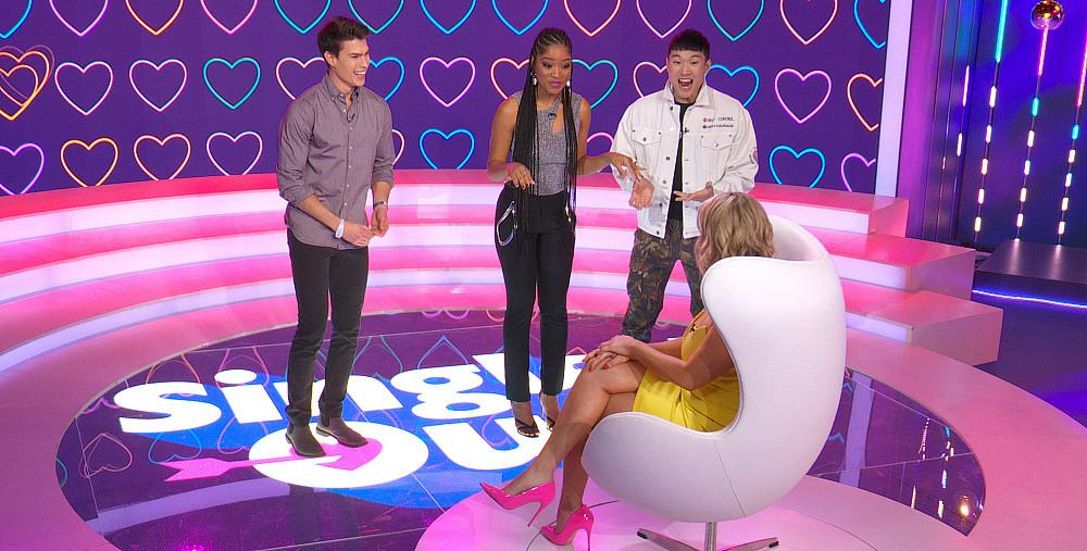 """""""Singled Out"""" Reboot Trailer with Hosts Keke Palmer and Joel Kim Booster"""