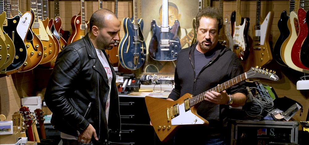 Gibson TV: Watch A New Episode Of 'The Collection' Featuring John Shanks, Streaming Now On Gibson TV