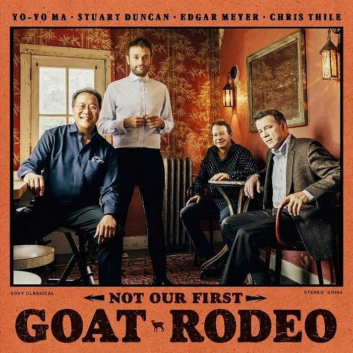 Yo-Yo Ma, Stuart Duncan, Edgar Meyer & Chris Thile Reunite Grammy Award-Winning Group For Not Our First Goat Rodeo