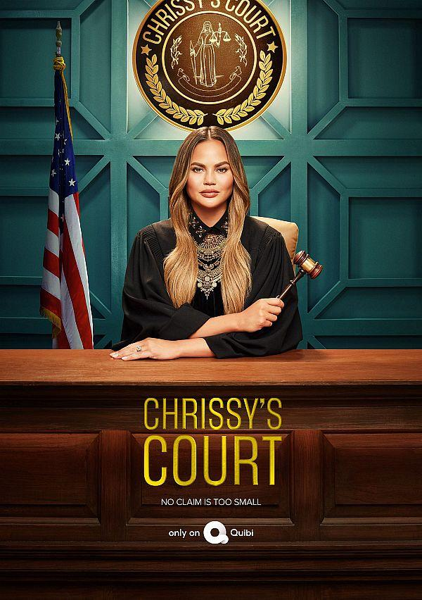 Chrissy Teigen's 'Chrissy's Court' to Debut April 6